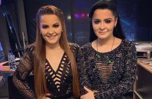 Maiara e Maraisa surpreendem web ao exibir corpo enxuto após dieta: 'Magérrimas'