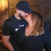 Preta Gil beija Rodrigo Godoy e recebe Fernanda Souza em 1° stand up em SP