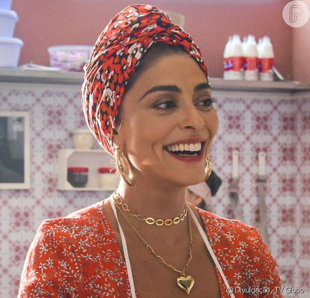 'A Dona do Pedaço': inspire-se nos looks de Maria da Paz (Juliana Paes) para um visual cheio de personalidade