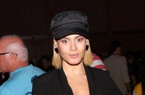 Leticia Lima é vista em clima de romance com diretor de TV Thiago Teitelroit