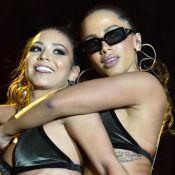 Anitta admite affair com bailarina Ohana Lefundes: 'A gente se curte há anos'