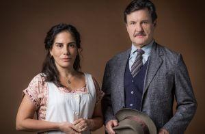 'Éramos Seis': Julio dá empurrão em Lola, se arrepende e vai beber no cabaré