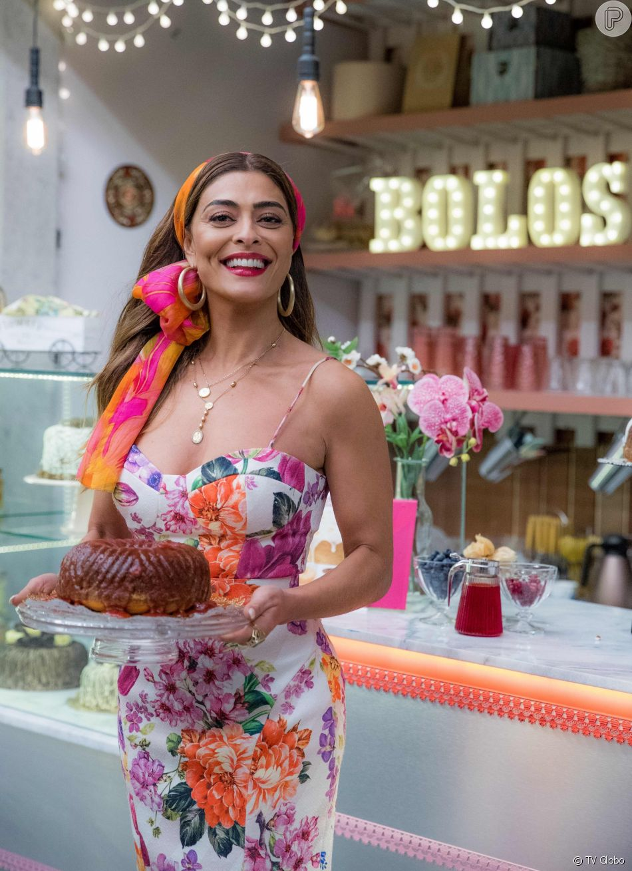 Maria da Paz (Juliana Paes) entra no reality show na repescagem na novela 'A Dona do Pedaço'