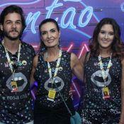 Filha de Fátima Bernardes define relação com Túlio Gadêlha: 'É bem natural'