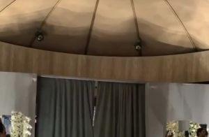 Thássia Naves se casa em Palácio com vestido de alta-costura. Aos detalhes!