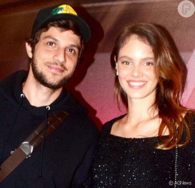 Laura Neiva abriu o jogo sobre relação com ator Chay Suede