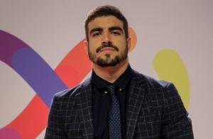 Caio Castro nega relação com Grazi Massafera: 'Não estou namorando'