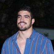 Grazi Massafera ganha recado de Caio Castro na TV: 'Um beijo muito especial'