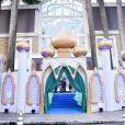 Festa de aniversário de neta de Roberto Carlos contou com réplica de palácio do Aladdin nesta sexta-feira, dia 25 de outubro de 2019