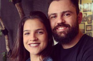 Mulher do sertanejo Mateus publica vídeo do parto de Flor: 'Experiência intensa'