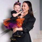 Filha de Sabrina Sato, Zoe completa 11 meses e ganha festa de Halloween. Vídeo!