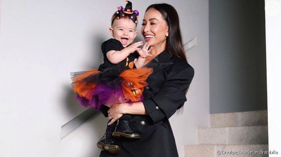 Aniversário de 1 ano de Zoe, filha de Sabrina Sato, custará R$ 400 mil