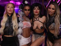 Juliana Paes, Luísa Sonza, Lexa e mais: looks das famosas em Halloween de Anitta