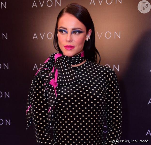 Coloridas! Paolla Oliveira e Marta Silva usam looks elaborados em prêmio nesta quinta-feira, dia 31 de outubro de 2019