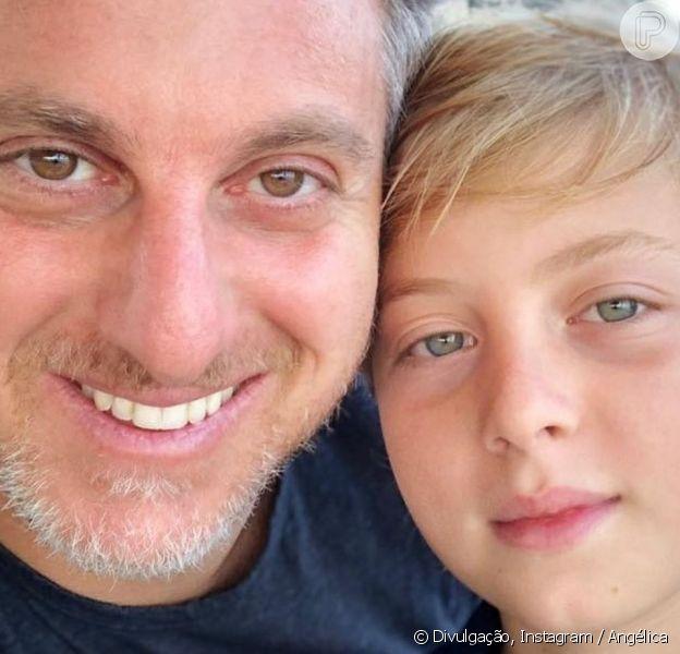 Filho de Luciano Huck e Angélica, Benício aparece em vídeo fofo postado pelo apresentador, em 3 de novembro de 2019