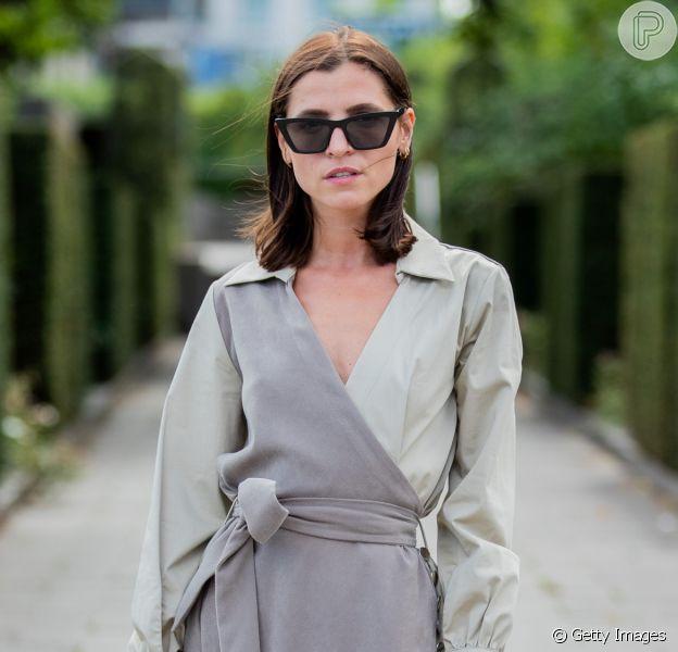 Vestido envelope: 8 looks com o modelo queridinho da primavera/verão 2020 para inspirar!
