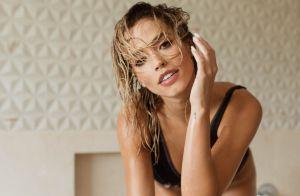 Noiva de Kaká, Carol Dias rouba a cena em fotos de collab com marca de beachwear