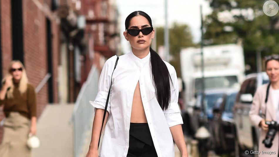 Vestido Preto Camisa Social Calça Jeans E Mais Peças
