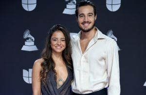 Namorada de Tiago Iorc, Duda Rodrigues acompanha cantor em evento. Veja foto!