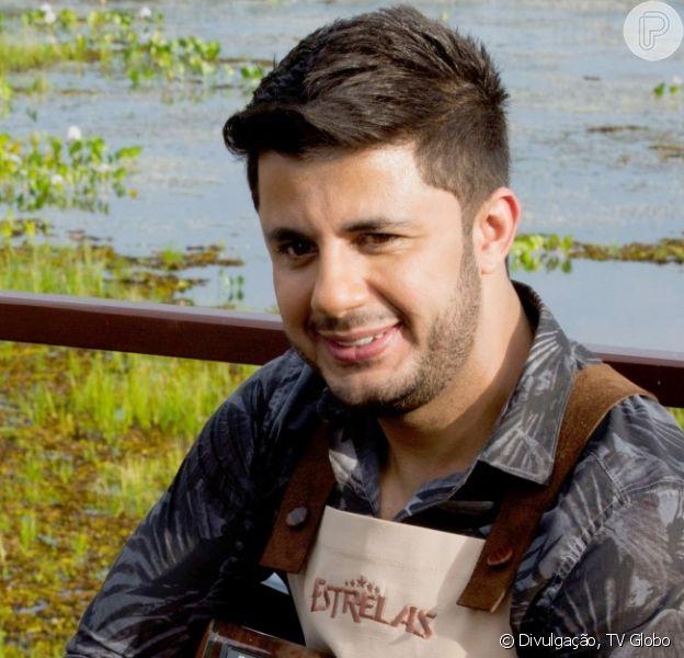 Filho caçula de Cristiano Araújo detalhou relação com o irmão em vídeo na web
