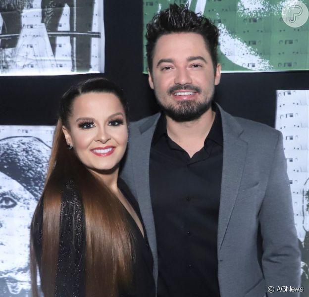 Fernando Zor comentou vídeo ousado da namorada, Maiara, no Instagram