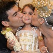 Maria Flor faz 4 anos! Filha de Deborah Secco tem beleza elogiada em aniversário