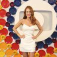 A atriz Mariana Ximenes brilhou com um vestido mini de alcinha, ideal para quem vai passar a virada num destino tropical