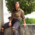 Mileide Mihaile define as pernas como região queridinha no corpo