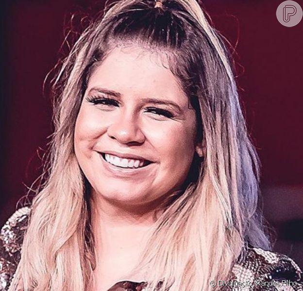 Filho de Marilia Mendonça, Leo nasceu de parto normal, relatou a cantora durante conversa em rede social: 'Acho que o sou o Hulk'
