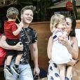 Thais Fersoza não descarta engravidar do terceiro filho com Michel Teló