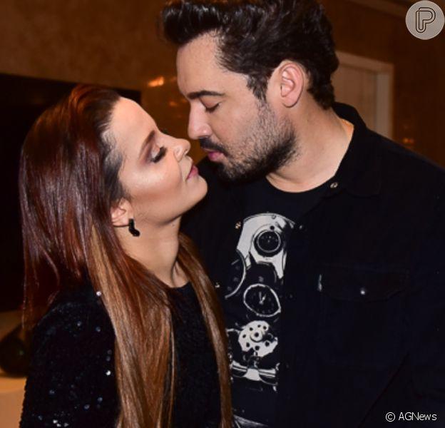 Maiara e Fernando Zor entregam vida sexual e respondem perguntas íntimas em vídeo no Instagram nesta quinta-feira, dia 26 de dezembro de 2019