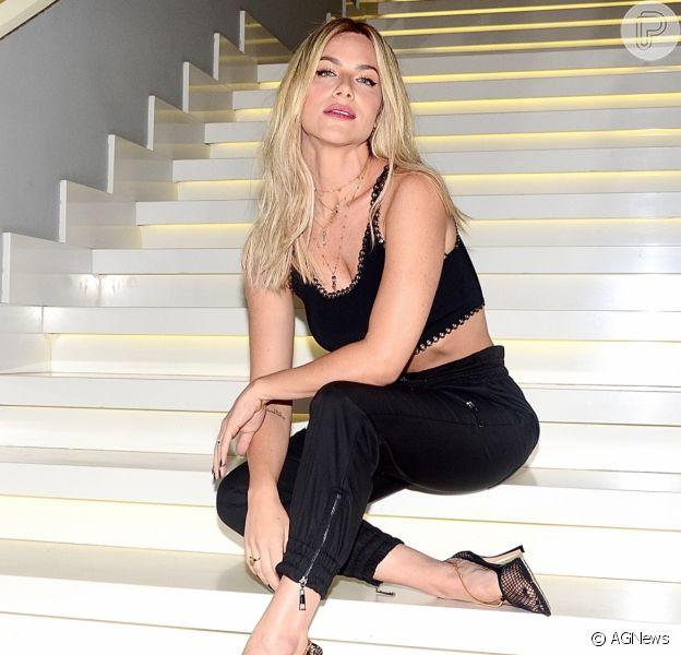 Grávida, Giovanna Ewbank espera um menino com Bruno Gagliasso