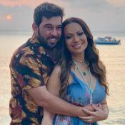 Acabou! Solange Almeida e Leandro Andriani se separam após três anos de relação