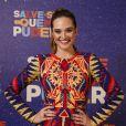 Juliana Paiva afastou romance com José Condessa, seu par romântico na novela 'Salve-se Quem Puder': 'As pessoas ficam buscando alguma coisa'