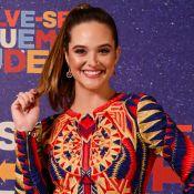 Juliana Paiva reforça amizade com José Condessa, seu par na TV: 'Amigo querido'