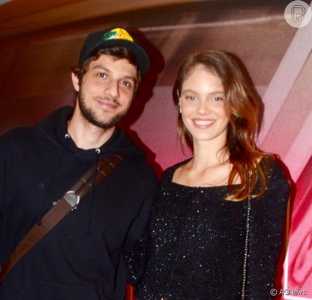 Filha de Laura Neiva e Chay Suede é comparada ao ator por Ivete Sangalo neste domingo, dia 26 de janeiro de 2020