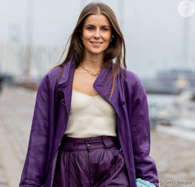 Trend absoluta! O casaco da moda que você precisa ter no guarda-roupa