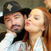 Maiara e Fernando Zor ganham elogio de Bárbara Evans em foto: 'Padrinhos lindos'