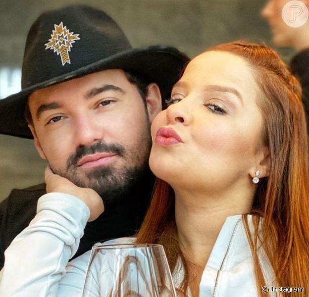 Maiara, da dupla com Maraisa, e Fernando Zor serão padrinhos de casamento de Bárbara Evans