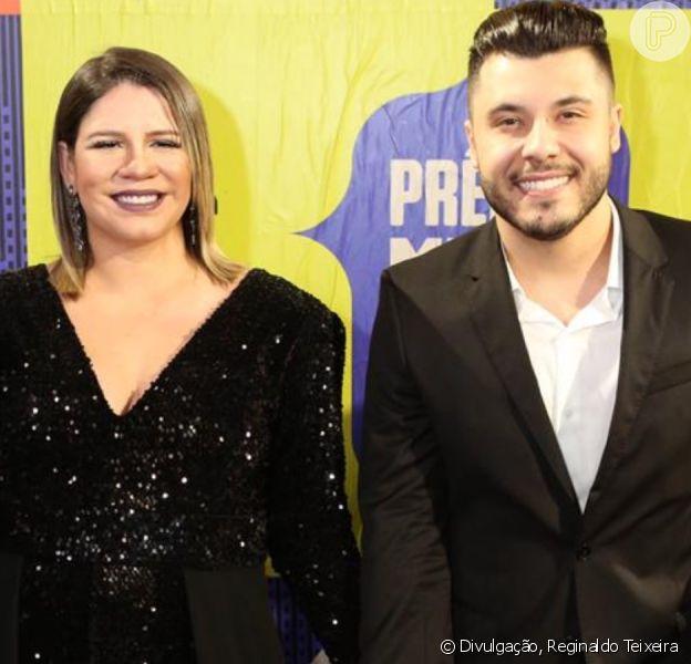 Murilo Huff ganhou comentário de Marília Mendonça em foto com Henrique e Juliano nesta quinta-feira, 13 de fevereiro de 2020