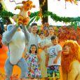 Wesley Safadão diz que seus filhos entendem maratona de shows no Carnaval: 'Já sabem'