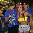 No carnaval 2019, Neymar curtiu os dias de Momo ao lado de Anitta