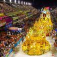 A escola Unidos de Viradouro foi a campeã do Carnaval do Rio em 2020 com o enredo 'Viradouro de alma lavada'
