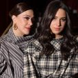 Claudia Raia e Sophia Raia prestigiam desfile do Paris Fashion Week