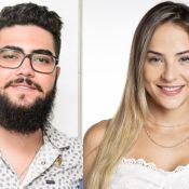 Foto antiga do sertanejo Henrique com Gabi Martins, do 'BBB', viraliza na web