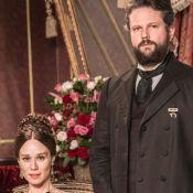 'Nos Tempos do Imperador': Dom Pedro II se encanta por professora das filhas