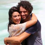 Giselle Itié é mamãe! Atriz dá à luz 1º filho com Guilherme Winter: 'Muito amor'