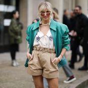 Short + casaco: você vai querer usar esse look no outono!