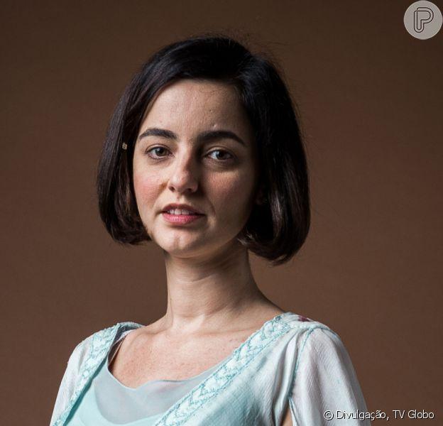 Na reta final da novela 'Éramos Seis', Justina (Julia Stockler) vence trauma com ajuda da mãe, Emília (Susana Vieira)