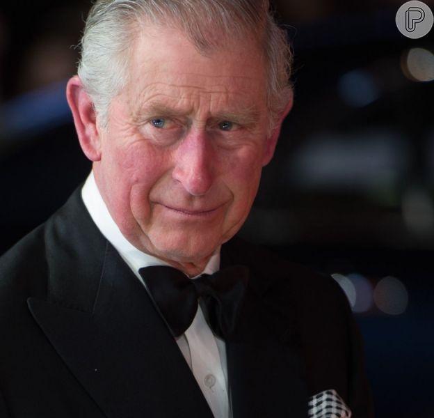 Filho da Rainha da Inglaterra, Príncipe Charles está com coronavírus